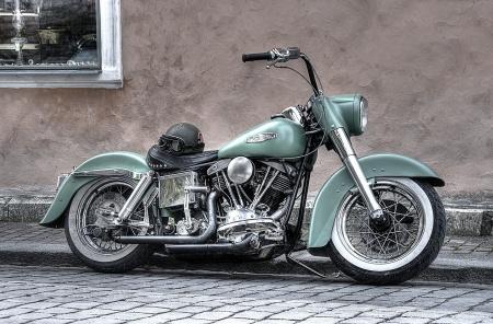 Försäkra motorcykeln